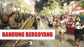 LAGU BANDUNG BERGOYANG -- PENGAMEN CALUNG FUNK MALIOBORO YOGYAKARTA