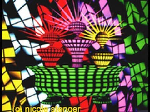 Nicole Stenger POPUREVE 3D Animation 1988-89