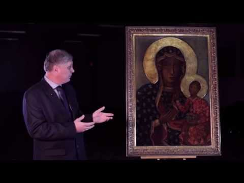 The Holy Icon of Black Madonna of Czestochowa