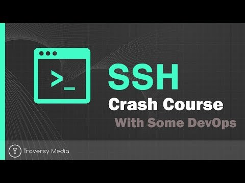 SSH Crash Course | With Some DevOps