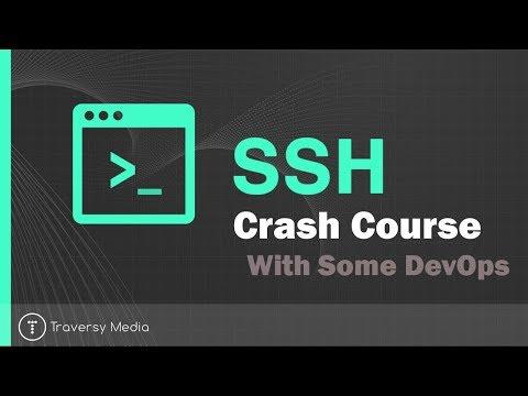 SSH Crash Course | With Some DevOps