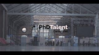 Aftermovie PhDTalent Career Fair 2018