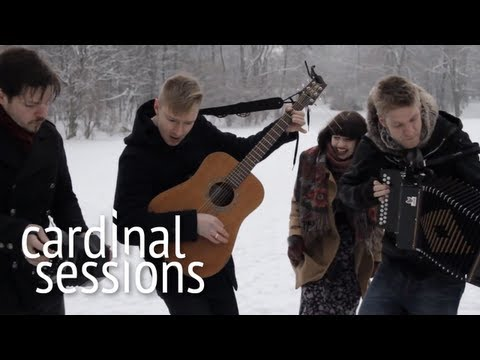 Skinny Lister - Let's Get Wasted (Wild As The Wind Blows) - CARDINAL SESSIONS