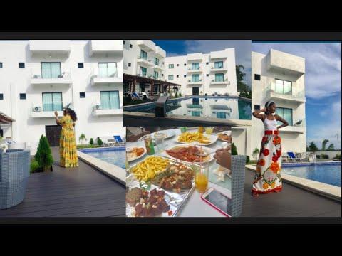 $24 & 38$ per night,  Hotel Paraíso Bucomazi Cabinda #Angola #Ghana