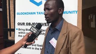 Blockchain community seminar - AyoTV Interview part 3
