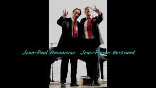 """Boogie Woogie à GAN. """" Blues Hangover"""" par J-P Amouroux et J-P Bertrand."""