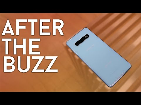 Samsung Galaxy S10+ After The Buzz - Age is DECEIVING?!