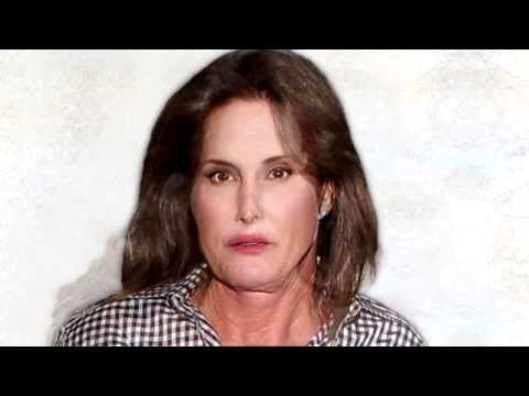 Bruce to Caitlyn - Male to Female (morph sequence)