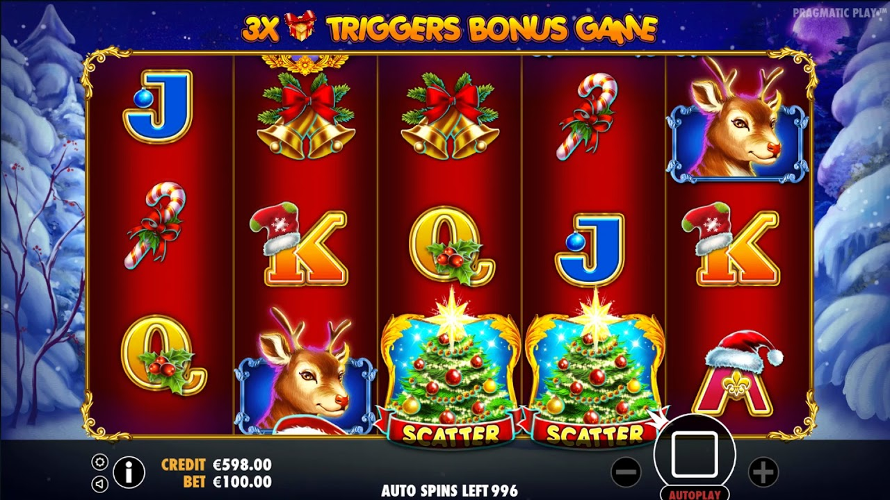Christmas Slot Games Free