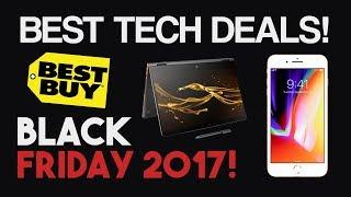 Top 25 BEST Black Friday Tech Deals 2017!!