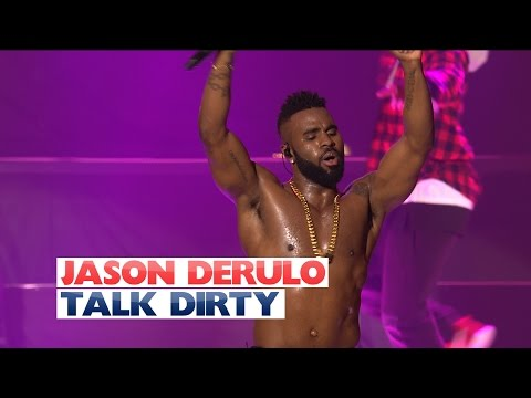 Jason Derulo  Talk Dirty  At The Jingle Bell Ball 2015