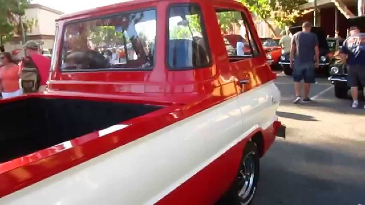 Georges awesome 65 dodge a100 pickup truck youtube georges awesome 65 dodge a100 pickup truck publicscrutiny Images