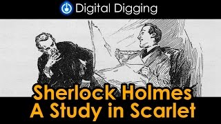 Sherlock Holmes - A Study in Scarlet - Part 1 Chapter 1 (Audiobook).