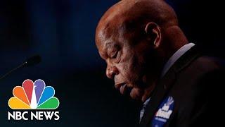Live: Memorial Service Honoring John Lewis in Alabama | NBC News