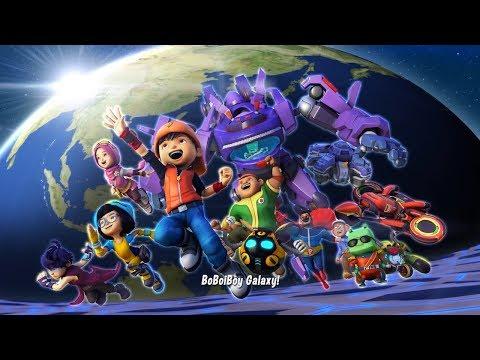 BoBoiBoy Galaxy Season 1 COMPLETE