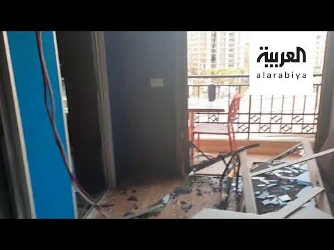 شاهد الدمار في مكاتب قناتي العربية والحدث بعد انفجار بيروت  - نشر قبل 18 دقيقة