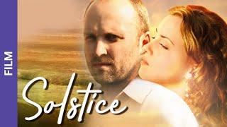 Solstice. Russian Movie. Melodrama. English Subtitles. StarMedia MyTub.uz