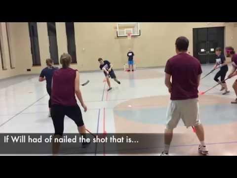 Overtime Sports Floor Hockey
