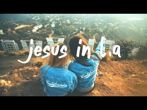 Alec Benjamin - Jesus In L.A (Lyric Video)