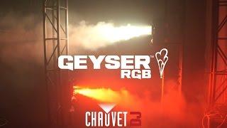 Geyser RGB by CHAUVET DJ