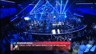 PSY - Gangnam Style  - Australian X-Factor 2012