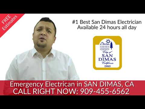 The best electrical service company in San Dimas, CA!
