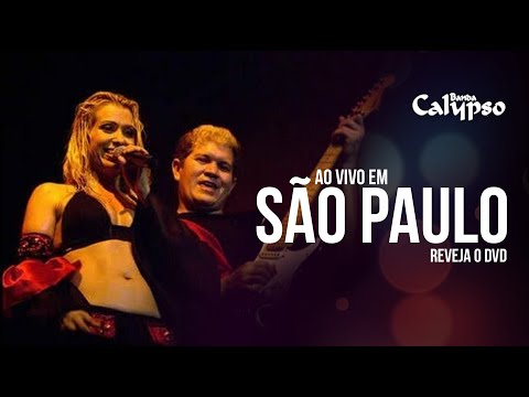 Banda Calypso AO VIVO em SÃO PAULO