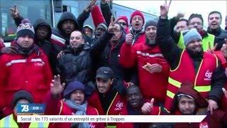 Social : les 173 salariés d'un entrepôt en grève à Trappes