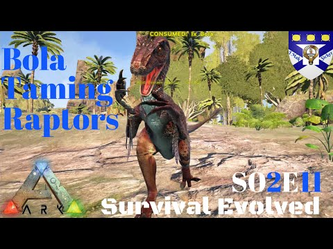 how to use a bola in ark