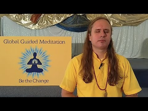 Be the Change Live Meditation Oct 7, 2017