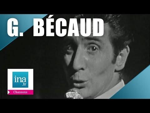 "Gilbert Becaud ""Je reviens te chercher"" (live officiel) | Archive INA"