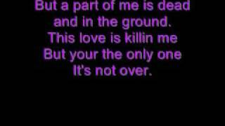 Not Over - Daughtry Lyrics!