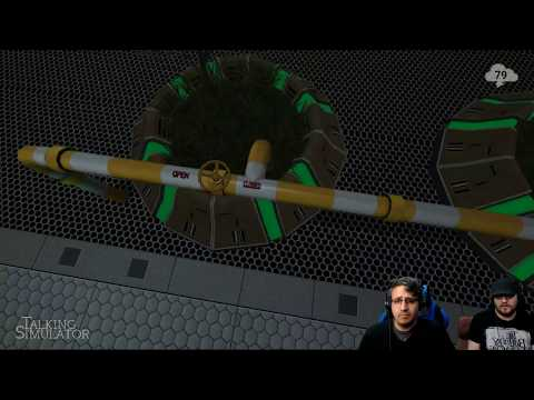 Talking Simulator — Verde Station / Jazzpunk / Gravity Bone