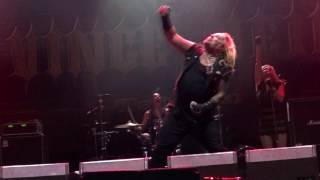 Vince Neil - Girls, Girls, Girls / Wild Side - Masters of Rock 2017