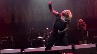 Vince Neil - Girls, Girls, Girls / Wild Side - Masters of Rock 2017
