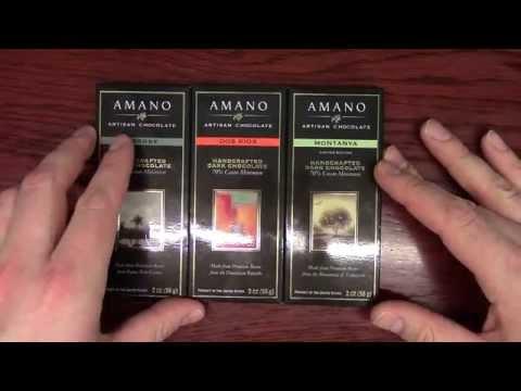 Amano Artisan Chocolate Review