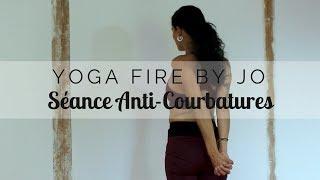 Séance contre les courbatures - Yoga Fire By Jo