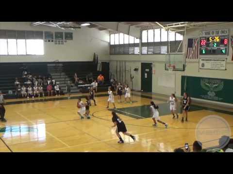 Mid Pacific Institute Intermediate Girls Basketball Mixtape #3