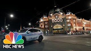 Melbourne Emerges From COVID-19 Curfew With Warning Of Worse To Come | NBC News NOW