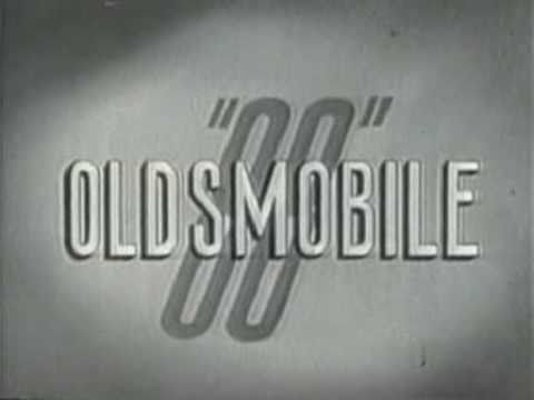 1953 Oldsmobile 88 Commercial