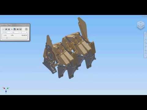 Windwalker Assembly Animation