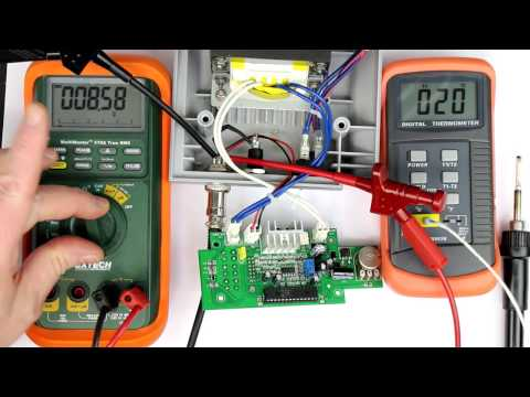 ATTEN AT80D Soldering Station: Fixing the Temperature Problem & Reverse-Engineering