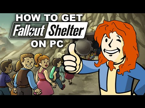 How To Get Fallout Shelter On PC - PC Save Location Too