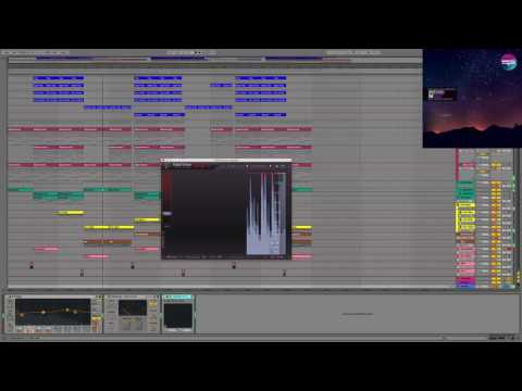 Here comes the night Ableton Template