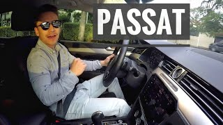 VW Passat Highline // Melhor que Série 3, Classe C, Audi A4 e Jetta GLI?? Teste Completo Top Drive