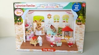 Toy Shop Review -  Sylvanian Families (calico Critters)