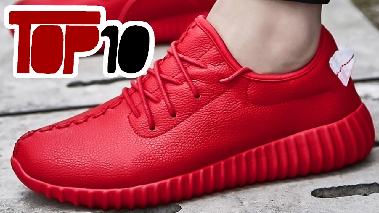 18ac7e819b61c Top 10 Ugliest Yeezy Shoe Look Alike - YouTube