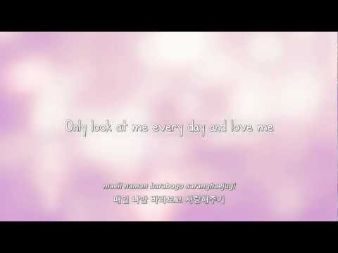 A Pink- Step lyrics [Eng. | Rom. | Han.]