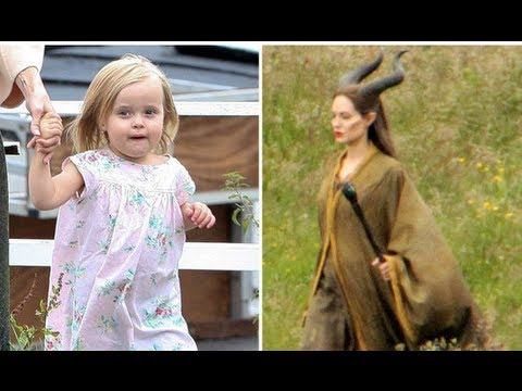 Vivienne Jolie Pitt S First Acting Role And More Celeb Kids With Movie Cameos