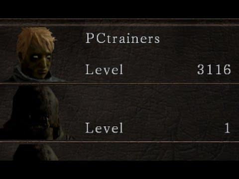 Dark Souls 2 INSTANT MAX LEVEL HACK
